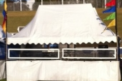 Fete Stall Double - Festival Hire