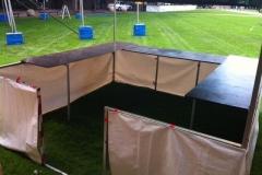 Internal Fete Stalls - Festival Hire