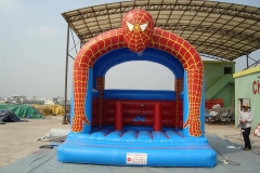 Spiderman Jumping Castle - Festival Hire