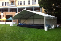 6 Metres Tent Fronts - Festival Hire