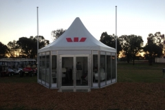 Air-Conditioned Marquee - Festival Hire