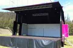 Hydro Mobile Stage - Festival Hire
