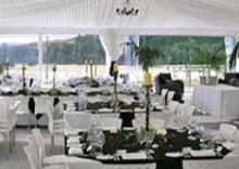 luxury marquee for hotels - festival hire