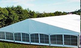 20m Widespan Tents - Festival Hire