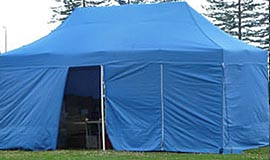 Covered Marquees - Festival Hire