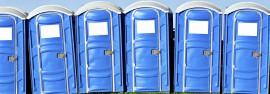 Toilet Blocks - Festival Hire