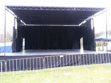 Mobile Staging - Festival Hire