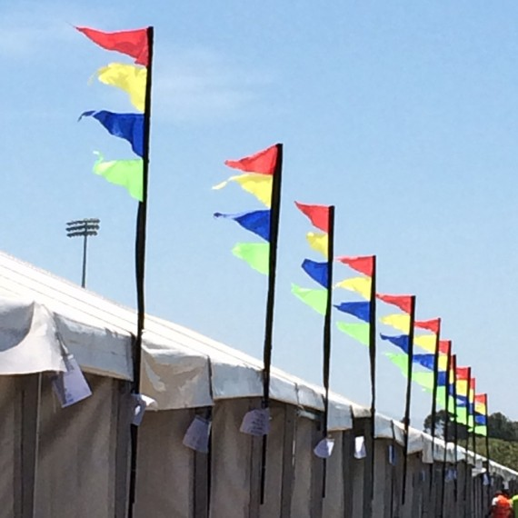 Event Flagging - Festival Hire