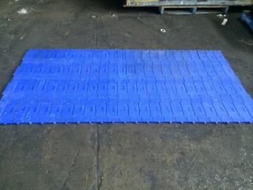 Plastic pro-floor